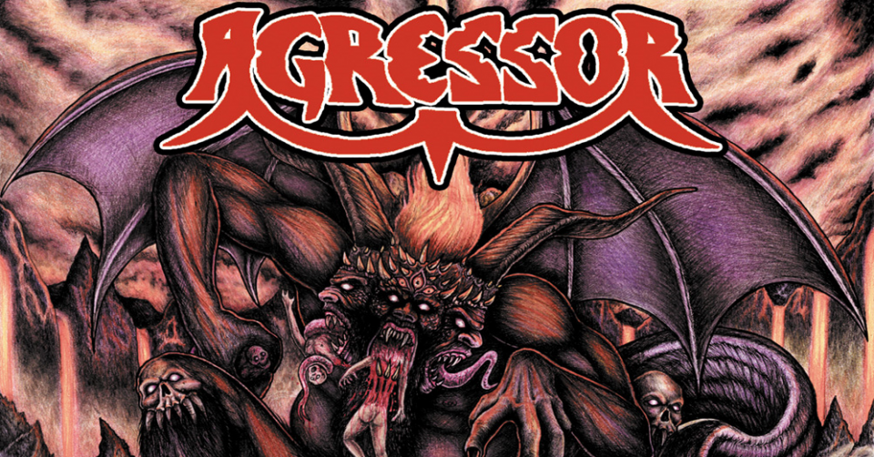 Recenze: AGRESSOR – Satan´s Sodomy Of Death /2020/ Grimm Distribution