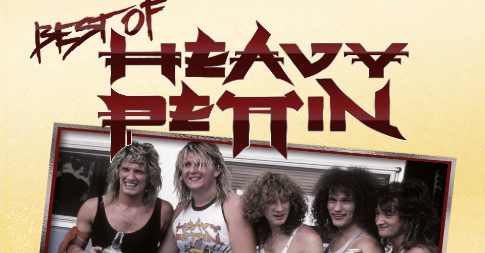 Recenze: HEAVY PETTIN´- Best Of /2020/ Burnt Out Wreckords / Cherry Red
