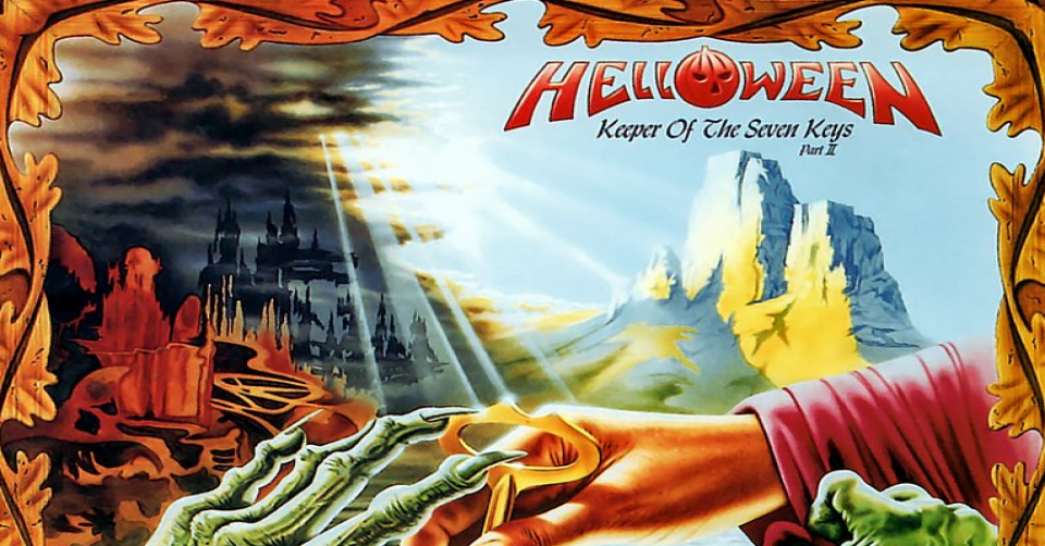 Recenze: HELLOWEEN – Keeper Of The Seven Keys Pt. II /1988/ Noise