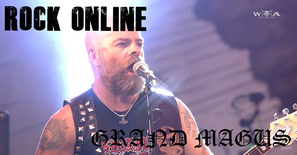 Metal-Line: Rock Online - Grand Magus: Live At Wacken Open Air 2017