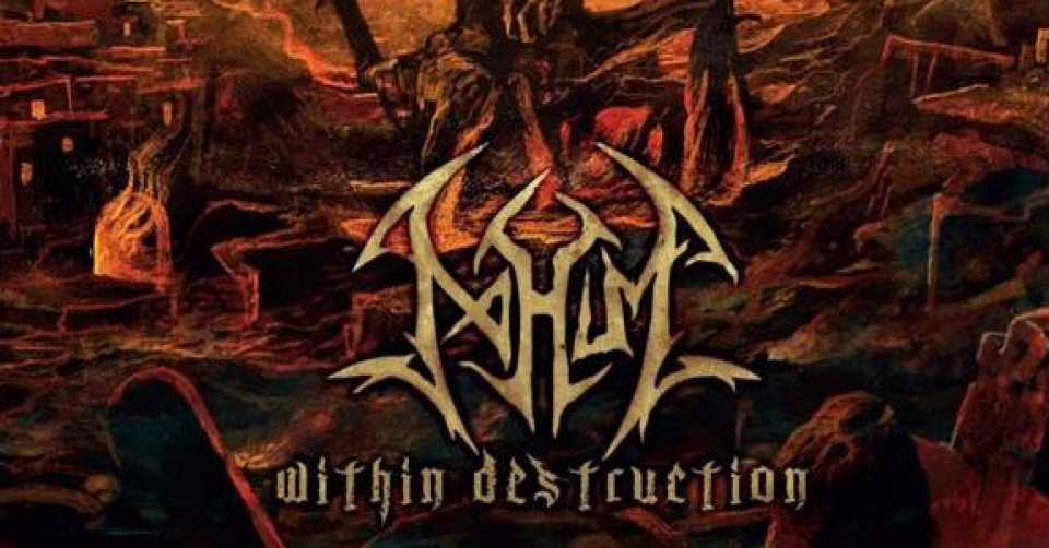 Recenze: NAHUM: Within Destruction (2018)