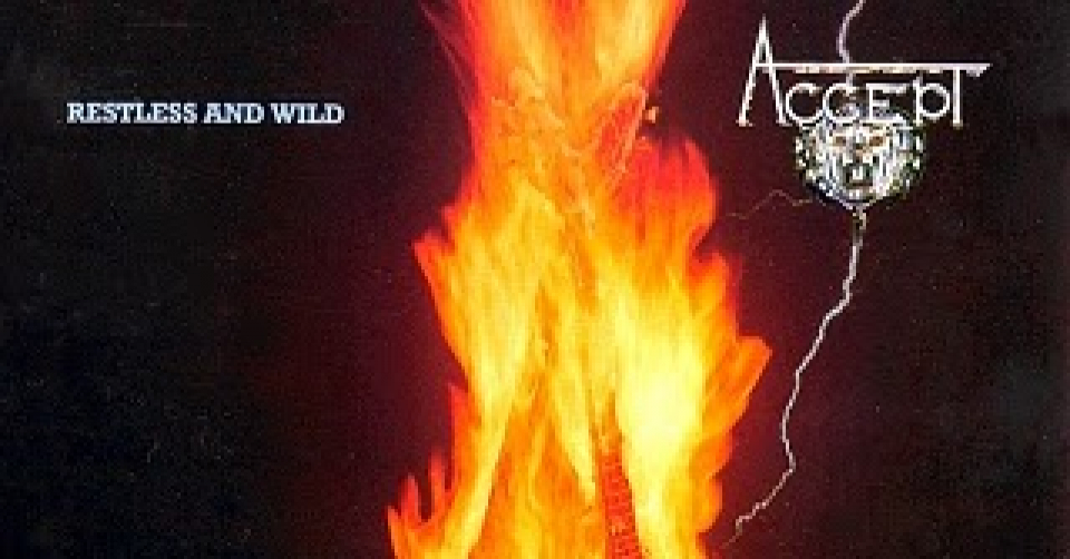 Recenze: ACCEPT – Restless And Wild /1982/ Brain Records