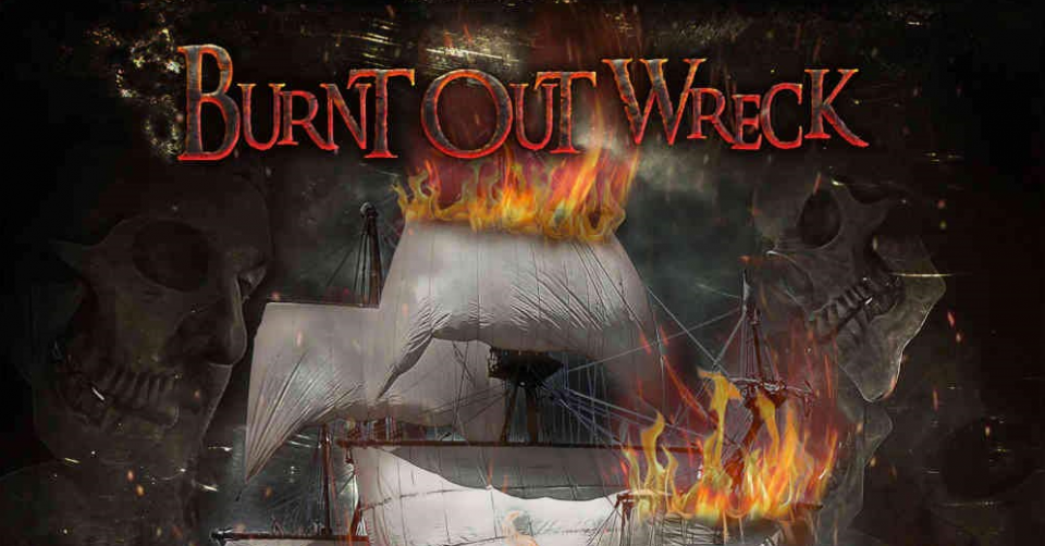 Recenze: BURNT OUT WRECK – This Is Hell /2019/ Cherry Red Records