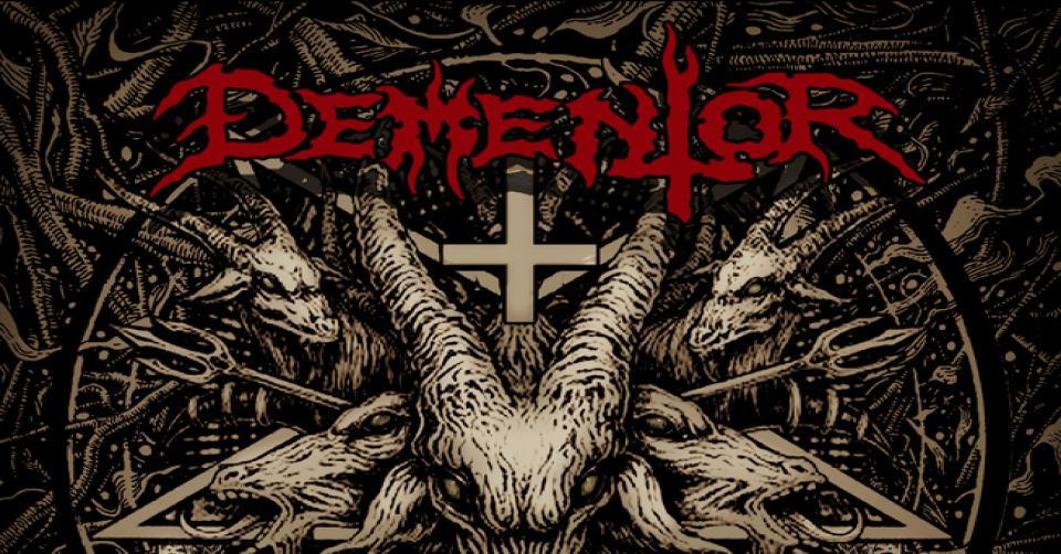 Recenze: DEMENTOR – Blasphemy Madness /2019/ Gothoom Productions