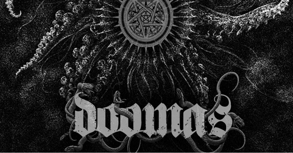 Recenze: DOOMAS - Portal /2019/ Gothoom Productions