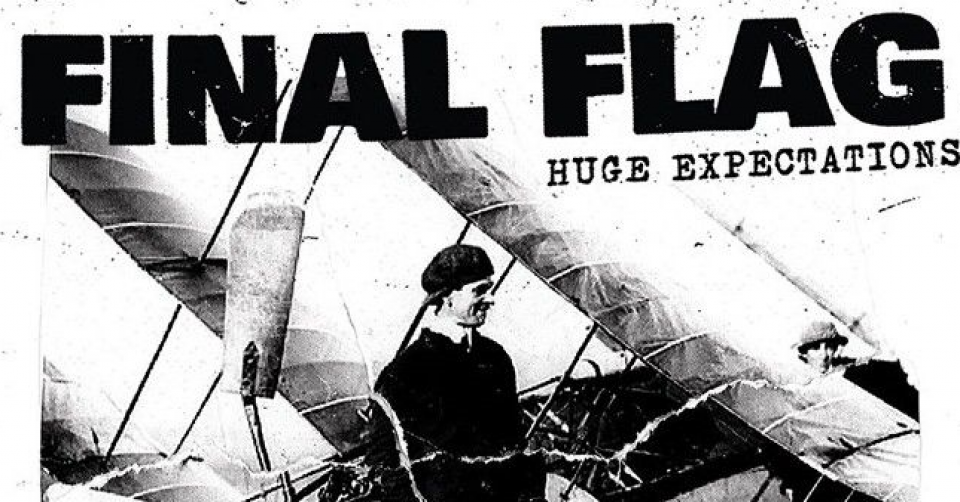 Recenze: FINAL FLAG - Huge Expectations /2019/ Coffeegrinder/Support Underground