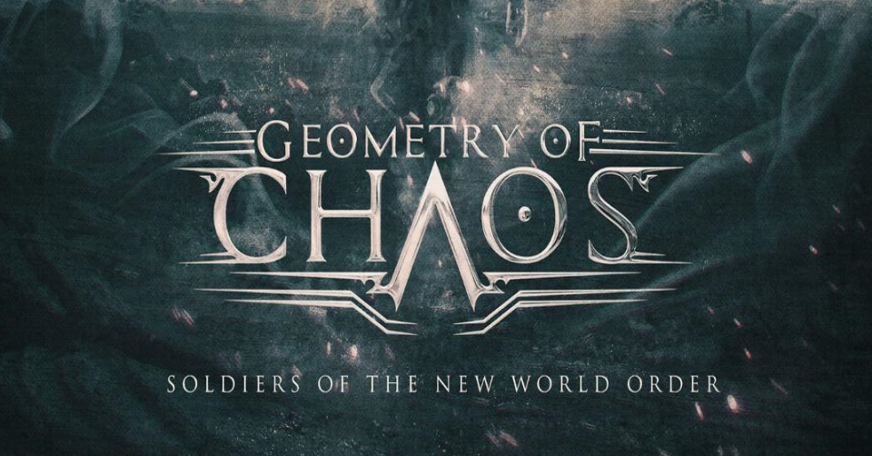 Recenze: GEOMETRY OF CHAOS – Soldiers Of The New World Order /2021/ vlastní náklad