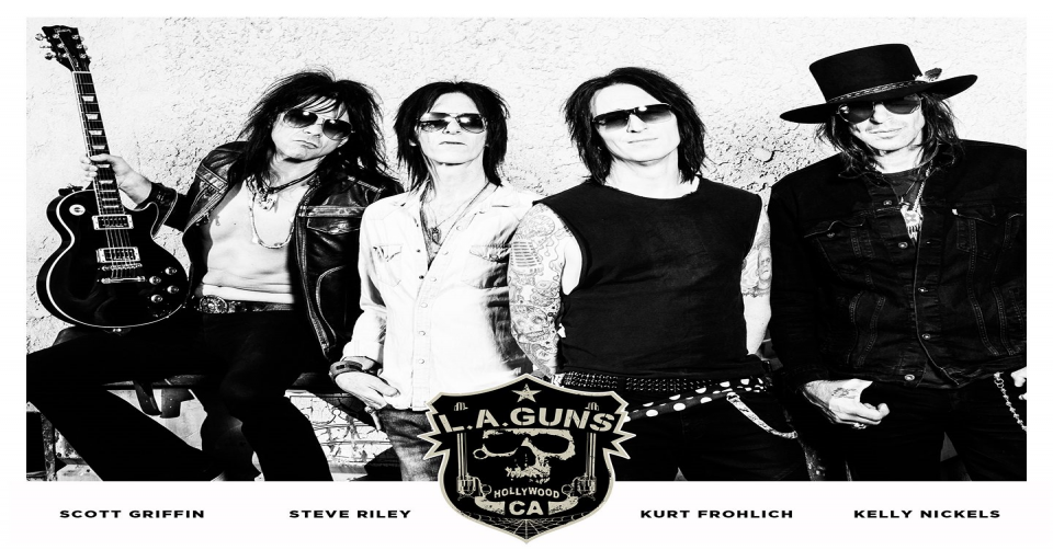 Recenze: L. A. GUNS – Renegades /2020/ Golden Robot Records