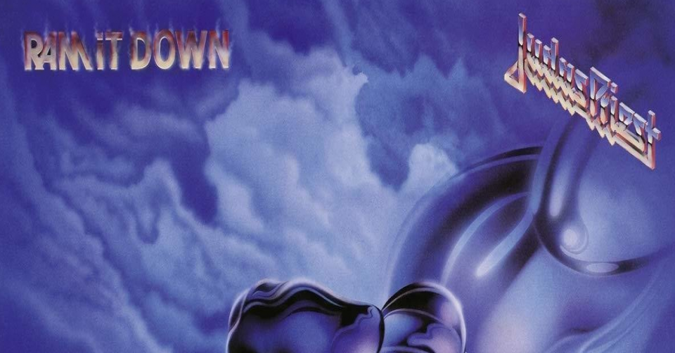 Recenze: JUDAS PRIEST - Ram It Down /1988/ Columbia