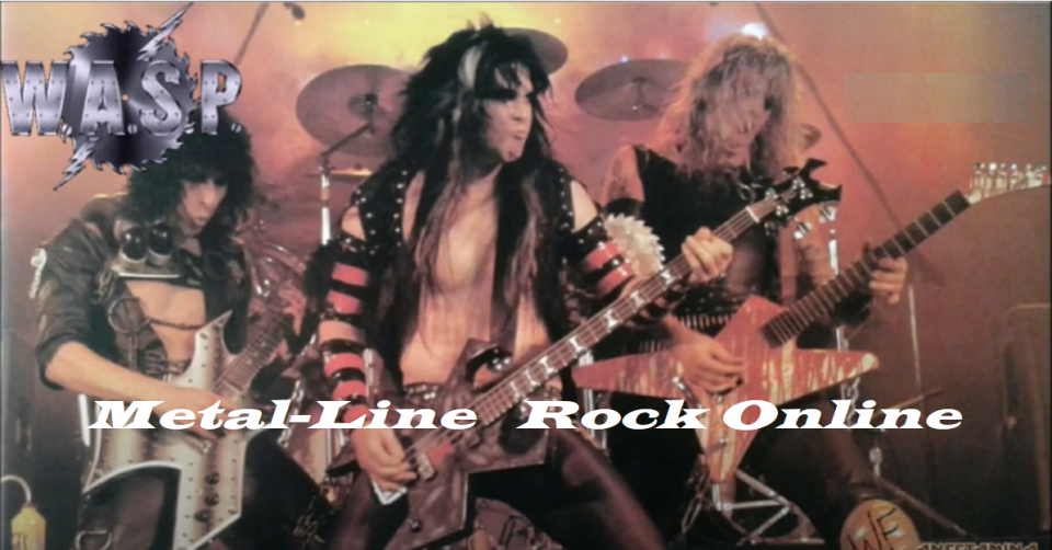 Metal-Line: Rock Online - W.A.S.P. - Live At The Key Club 2000